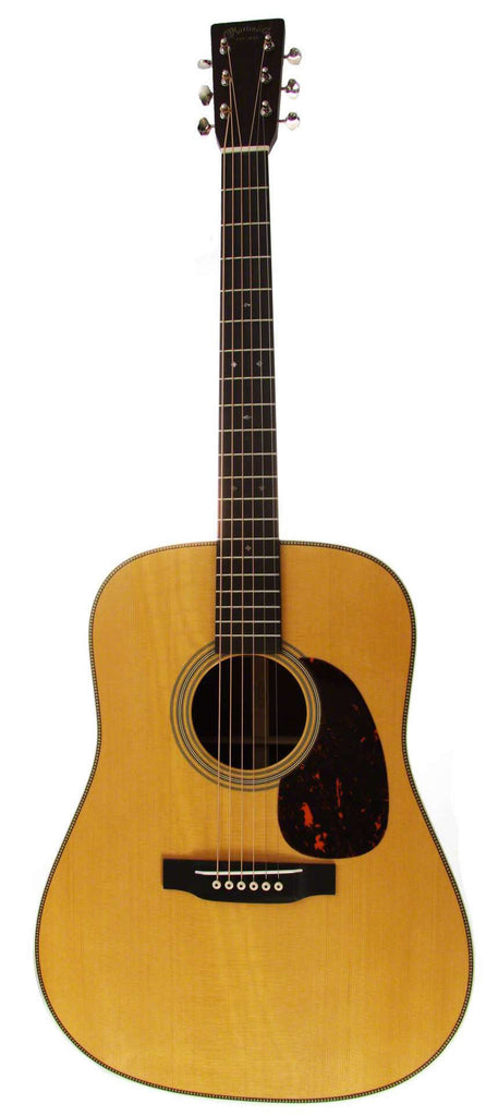 Martin HD-28V Acoustic Guitar Natural Finish