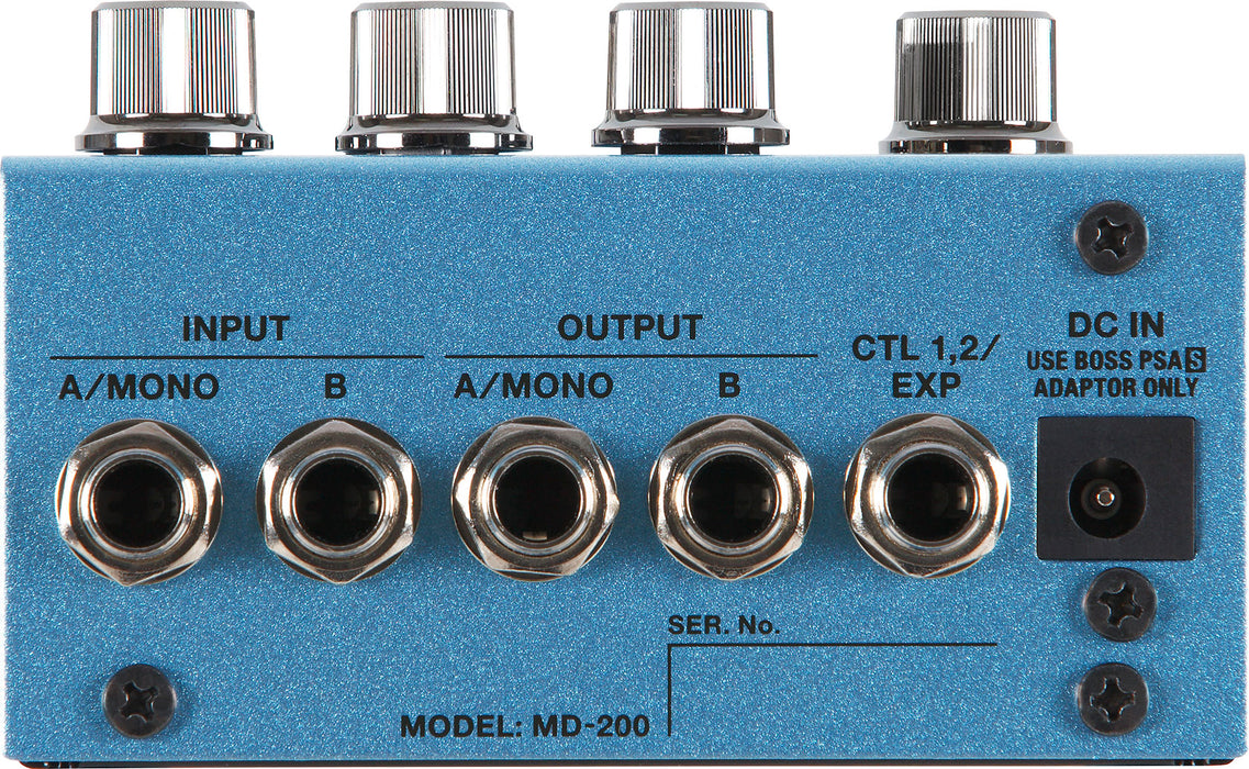 Boss MD-200 Modulation Guitar Effect Pedal