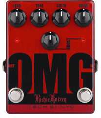 Tech 21 OMG Ritchie Kotzen Signature Overdrive