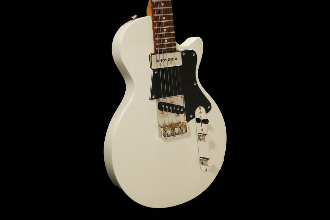 Fano SP6 Omnis T90 Olympic White Electric Guitar With Bag