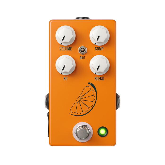 JHS Pulp 'N' Peel Compression Guitar Pedal V4