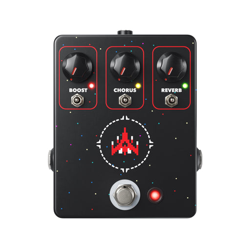 JHS Space Commander Chorus Reverb Boost Guitar Effect Pedal