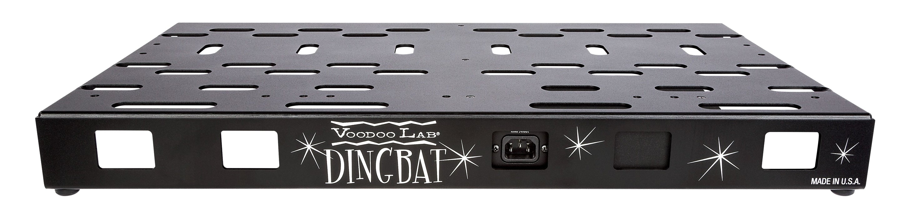 Voodoo Lab DBLP3P Dingbat Large Pedalboard Power Package with Pedal Power 3 PLUS