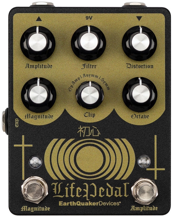 Earthquaker Devices Life Pedal V2 Distortion Guitar Effect Pedal PRE ORDER