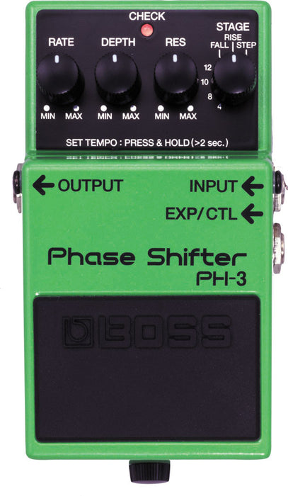 Boss PH-3 Phaser Shifter Guitar Effect Pedal
