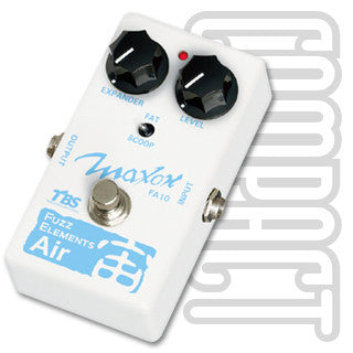 Maxon FA-10 Fuzz Elements Air Guitar Effect Pedal