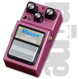 Maxon AD-9 Pro Analog Delay Guitar Effect Pedal