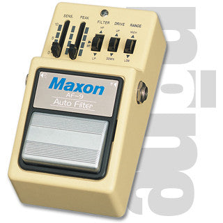 Maxon AF-9 Auto Filter Guitar Effect Pedal
