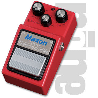 Maxon CP9-Pro Plus Compressor Guitar Effect Pedal