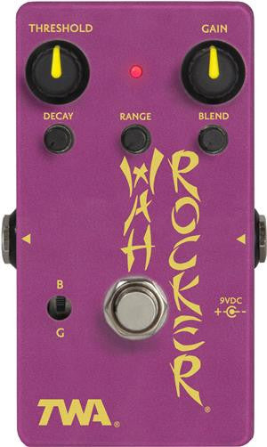 TWA WR-03 Wah Rocker Filter Guitar Effect Pedal