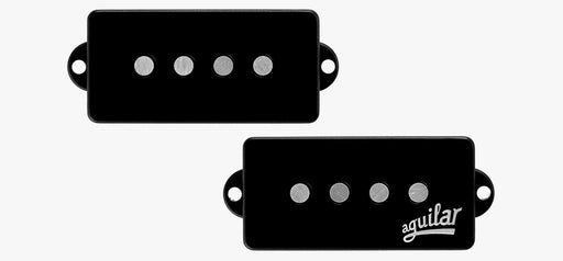 Aguilar AG 4P-60 4 String Precision Bass 60's Era Style Pickup Black
