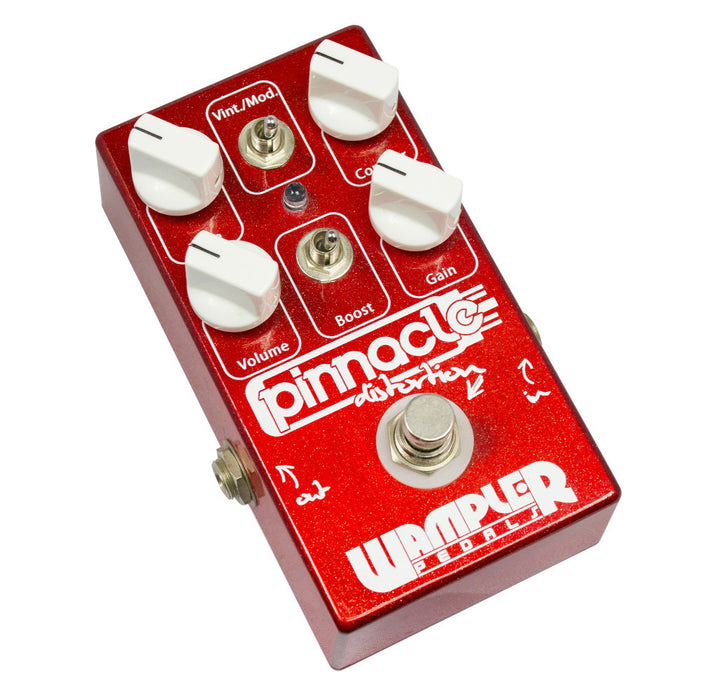 Wampler Pinnacle Standard Distorion Pedal