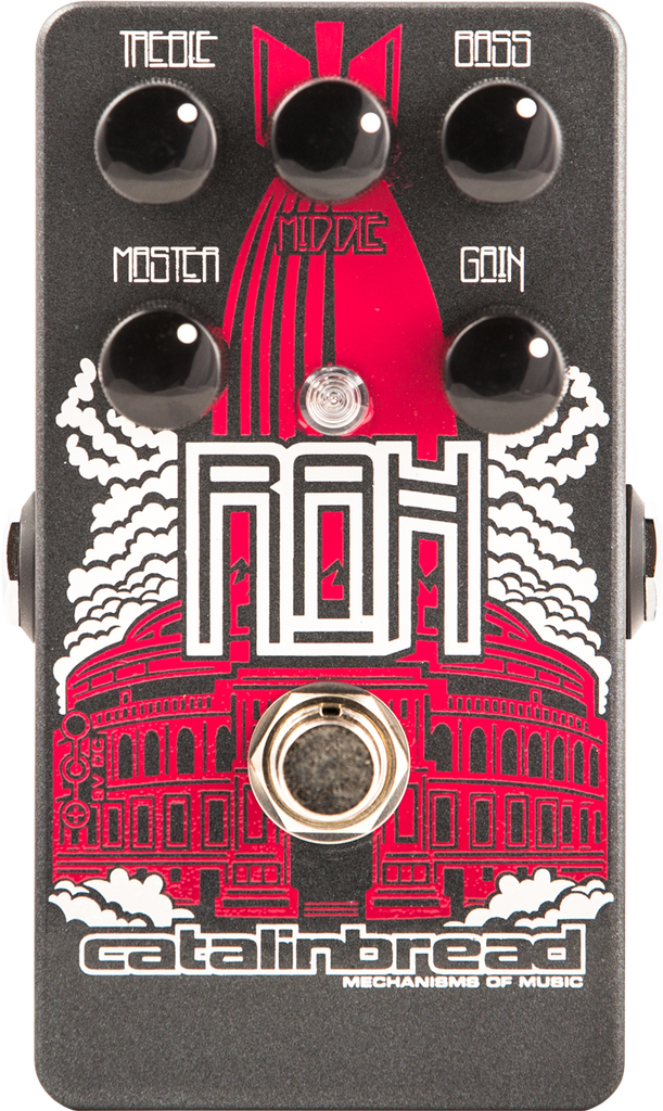 Catalinbread RAH Royal Albert Hall Overdrive Pedal