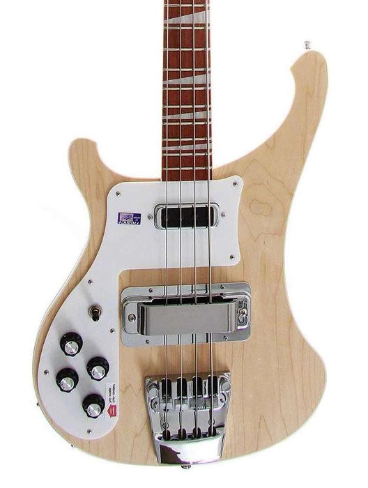 Rickenbacker 4003 Left-Handed Bass Guitar Mapleglo With OHSC