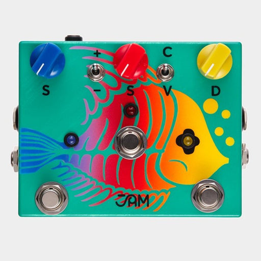 Jam Pedals Ripply Fall Chorus/Vibrato/Phaser Guitar Effect Pedal