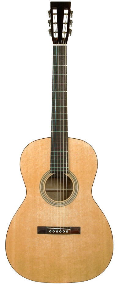 Recording King ROS-06 Classic Series Left Handed 12th Fret OOO Size Acoustic Guitar Lefty