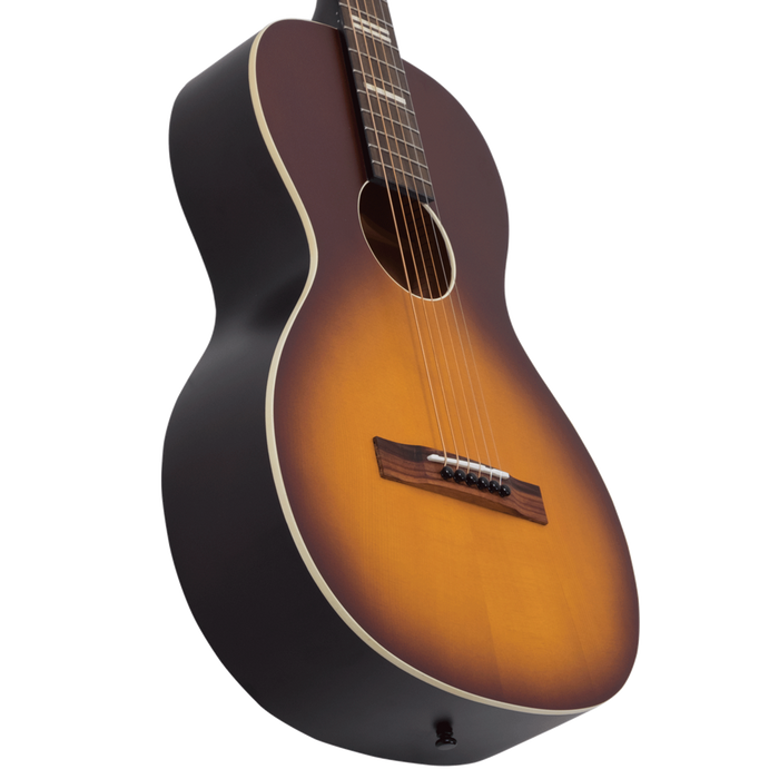 Recording King Dirty 30's Parlor Solid Spruce Top RPH-P2-TS Tobacco Sunburst