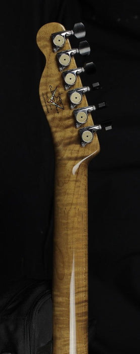 Pre Owned Fender Custom Shop John Page Founders Design Double F-Hole Esquire with OHSC