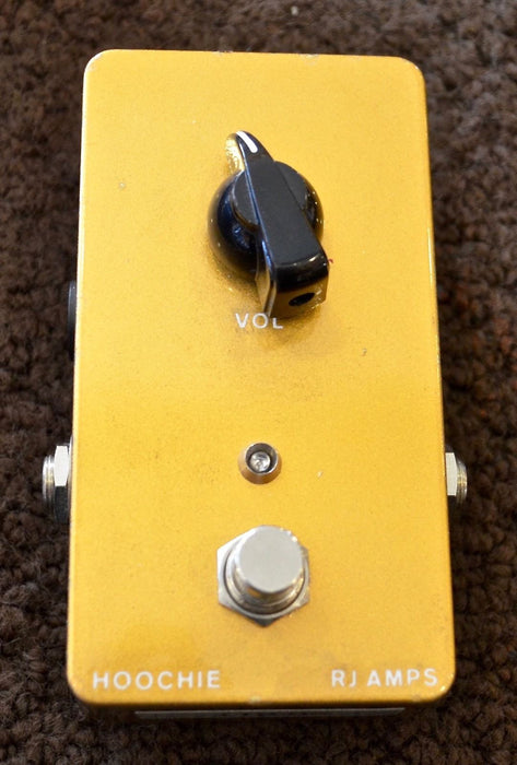 Used RJ Amps Hoochie Boost Guitar Effect Pedal