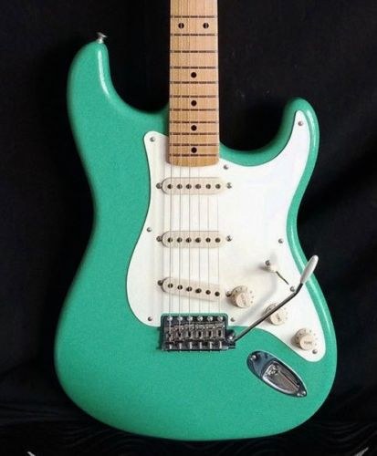 Fender Custom Shop 1957 Stratocaster Closet Classic Maple Seafoam Green
