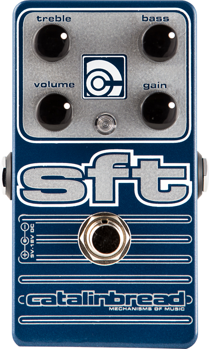 Catalinbread SFT Overdrive Pedal