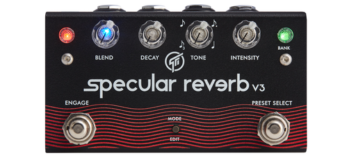 GFI System Specular Reverb V3 Drive Guitar Effect Pedal