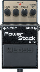 Boss ST-2 Power Stack Overdrive Guitar Effect Pedal