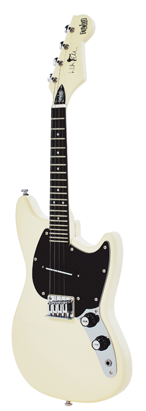 Eastwood Warren Ellis Mandostang - Vintage Cream