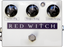 Red Witch Deluxe Moon Phaser Pedal Guitar Effect Pedal RedWitch