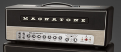 Magnatone Super '59 Mk II Black EL-34 Tube Based Head