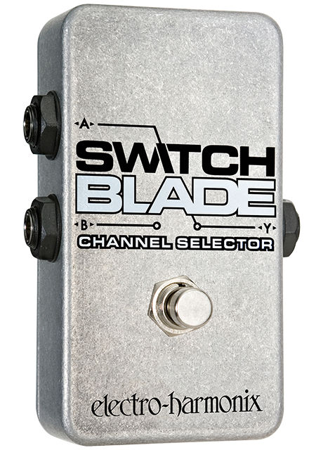 Electro-Harmonix Switch Blade Passive Channel Selector Guitar Pedal