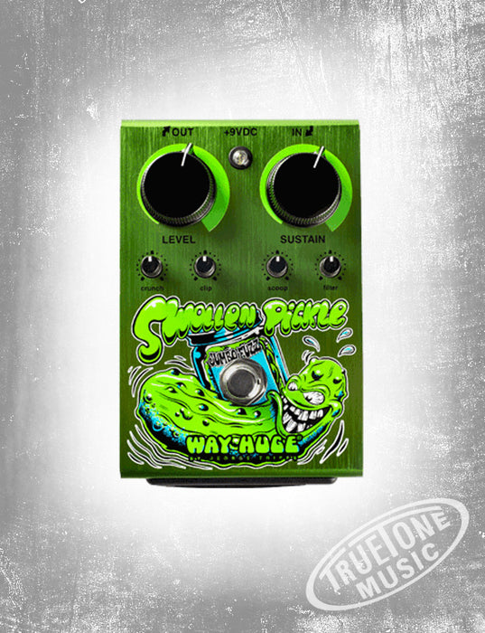 Way Huge WHE402DD Swollen Pickle - Dirty Donny Edition Fuzz Pedal