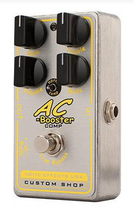 Xotic Effects Custom Shop AC Booster Comp Guitar Pedal