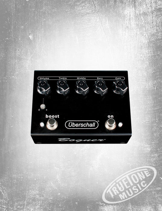 Bogner Uberschall Distortion