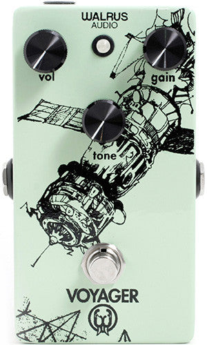 Walrus Audio Voyager Overdrive Pedal