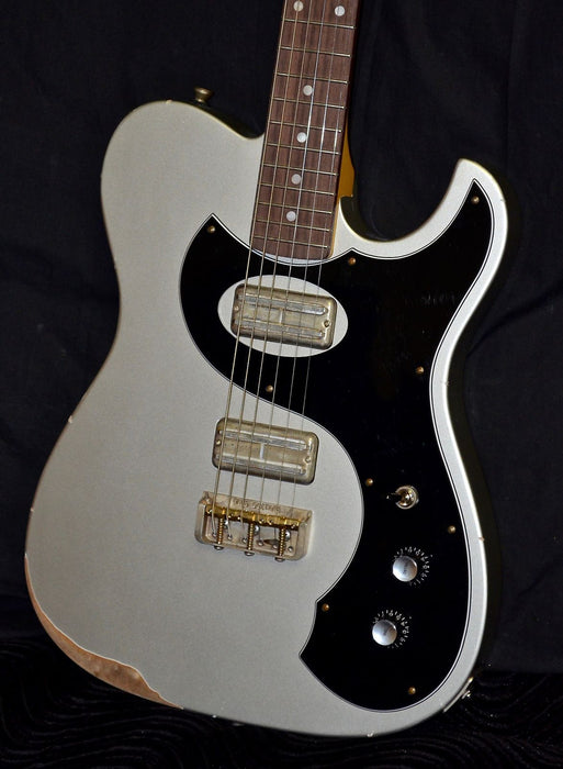 Fano TC6 Standard Inca Silver With Bag Medium Distress