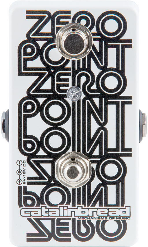 Catalinbread Zero Point Zero Flanger Pedal