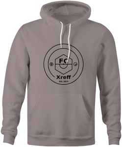 FC Xreff Pullover Hoodie - Pewter