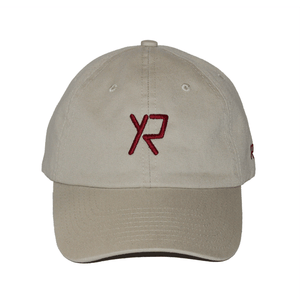 Xreff logo Hat Stone Color