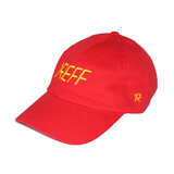 Xreff logo Hat Red