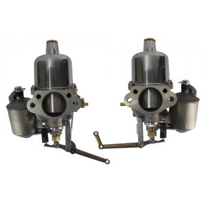 AUC 877 H6 MGA Twin Cam Carburetors