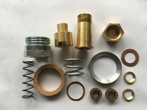 WZX 1593 Carb jet Bearing SUrvice Kit