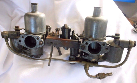AUC 894 HD6 Carburetors