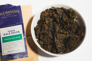 Heirloom Pesto Organic Kale Chips