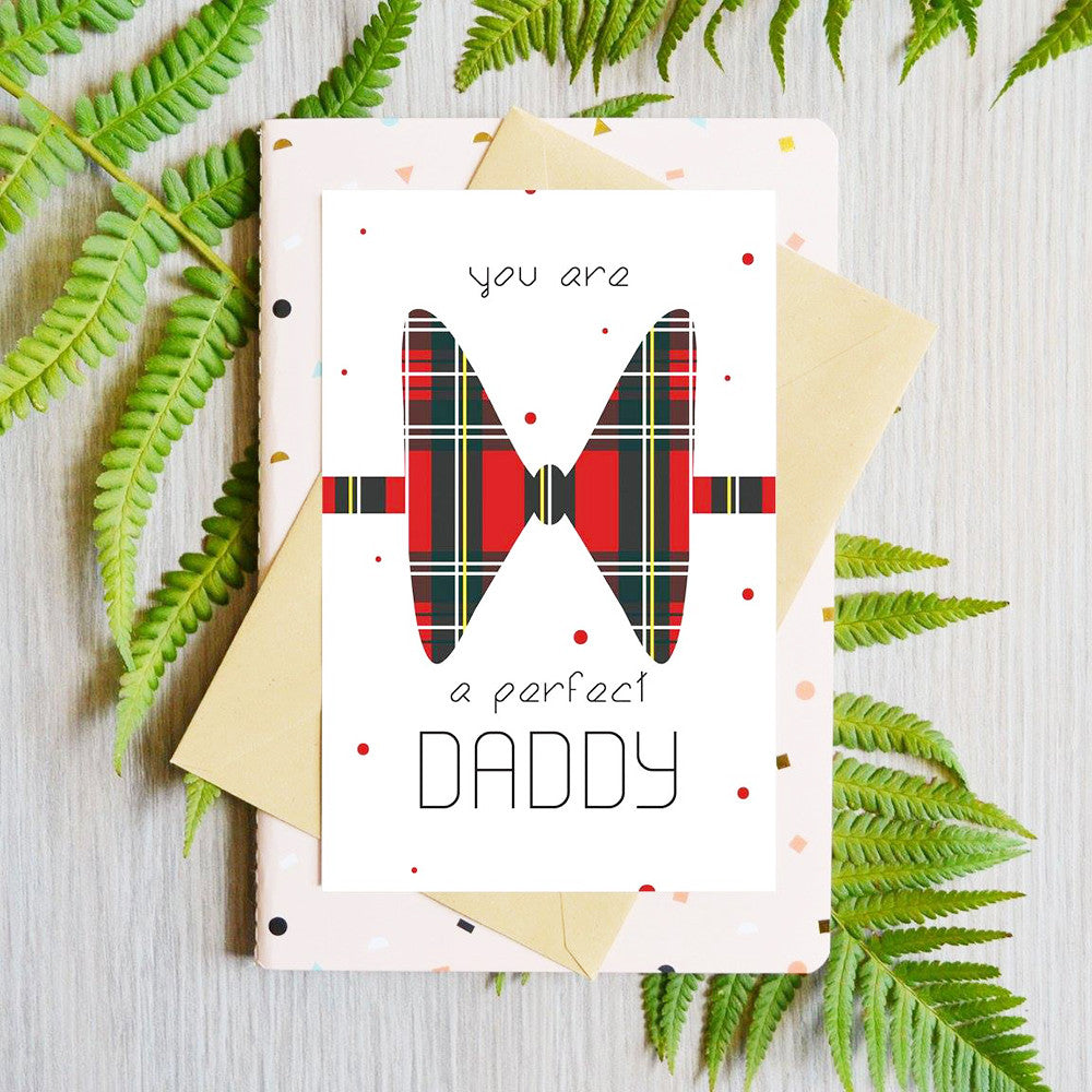 Card Perfect Daddy