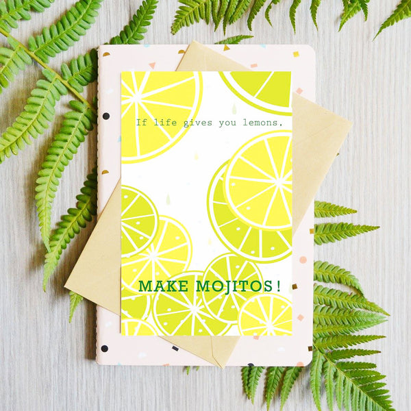 Card Make Mojitos