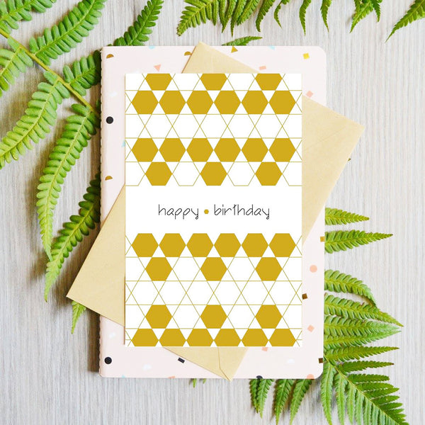 Card Happy Birthday