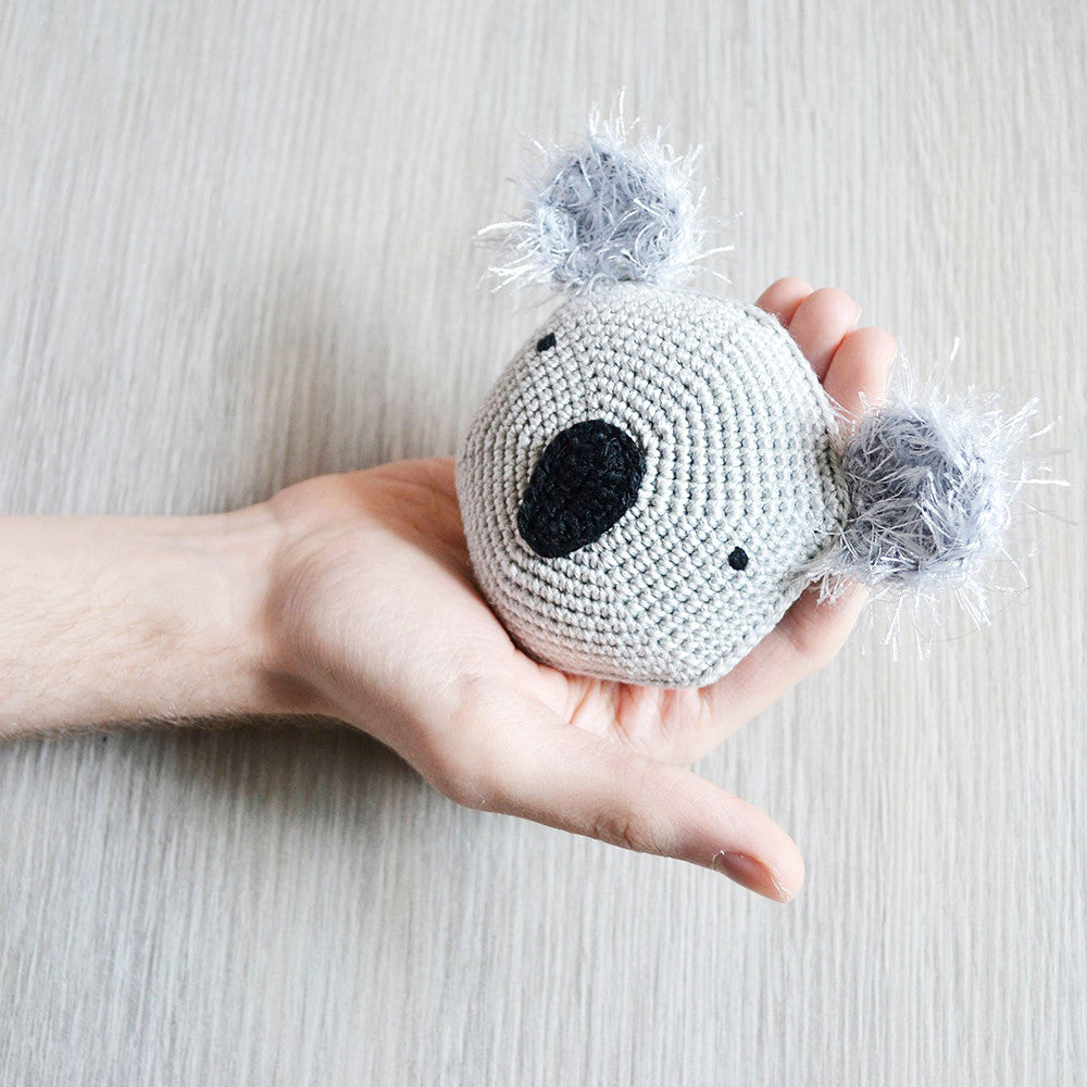 My Little Koala Baby Rattle