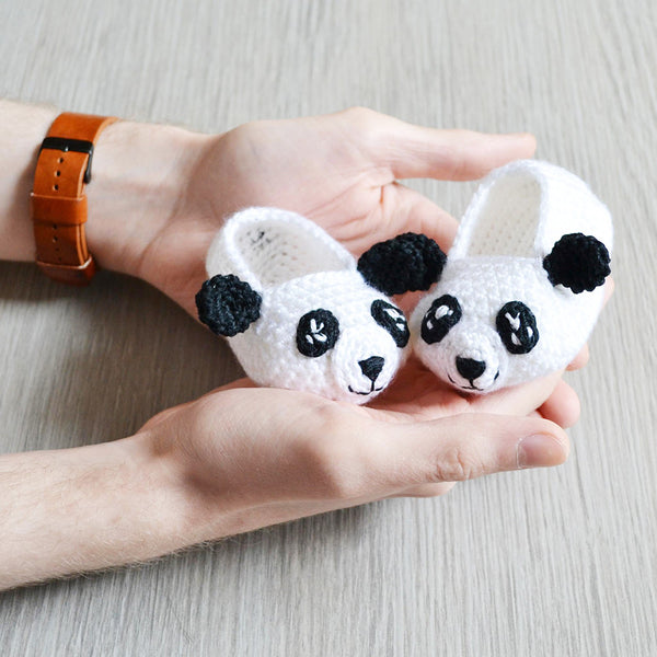 My Little Panda Baby Shoes
