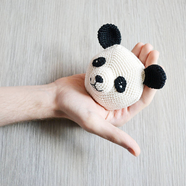 My Little Panda Baby Rattle
